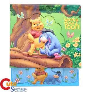 Winnie The Pooh & Friends Colored Memo Book