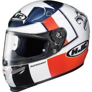 HJC RPS 10 BEN SPIES REPLICA FULL FACE MOTORCYCLE HELMET