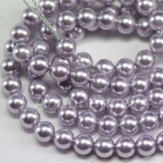 Swarovski Crystal Pearl 3mm 5810 Round Ball Lavender