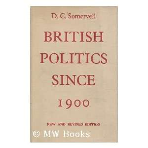 since 1900: David Churchill (1885 1965) Somervell:  Books