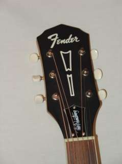 Fender Hellcat Acoustic Electric Guitar