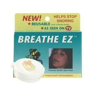 Breathe E Z Snoring Aid 1 set Beauty
