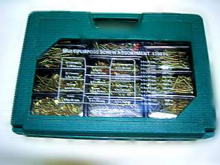 1700 PC SCREW ASSORMENT MULTI PURPOSE IN BOX NEW
