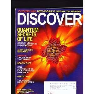 Future (Quantum Secrets of Life February 2009) Corey S. Powell Books