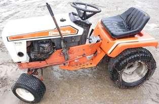 Simplicity Sovereign 7016 Tractor Brake Band