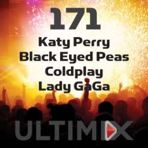 Ultimix 171 CD DJ Remixes Katy Perry Lady Gaga Pitbull+