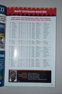 2011 AFL Rising Stars Game Fan Program Arizona Fall League Cole