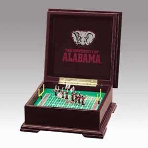Alabama Crimson Tide Marching Band Music Box Sports