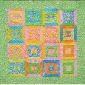 Spring Fever Quilt Pattern By 4th & 6th Designs (Barbara
