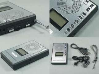 DEGEN DE17 FM Stereo/MW/SW DSP Digital World Receiver Radio