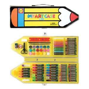 95 pc my art case by alex toys: Toys & Games