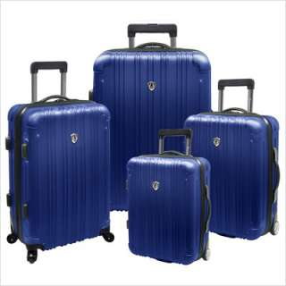 Travelers Choice New Luxembourg 4 Piece Expandable, Hard Sided