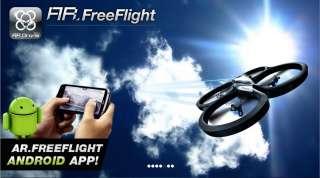 BRAND NEW Parrot AR Drone Quadricopter WIFI Control iPad/iPhone/iPod