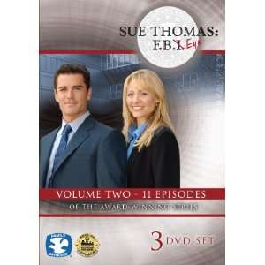 Sue Thomas F.B.Eye Volume 2 Deanne Bray Movies & TV