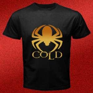 COLD Hot Post Grunge Rock Band Tour T shirt S 3XL