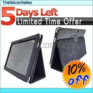Leather Case Cover Stand for Samsung GalaxyTab GT P7510
