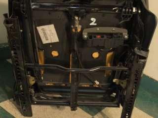 99 Mercedes SLK230 Black Leather Left & Right Seat Set Hot Street Rod