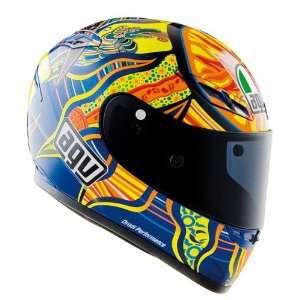 AGV GP Tech Valentino Rossi 5 Continents Replica Motorcycle MotoGP