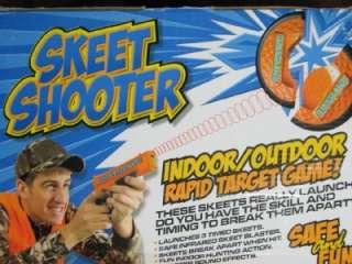 New SKEET SHOOTER IndoorOutdoor Interactive TARGET Game