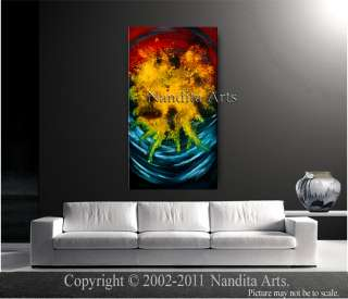 Contemporary abstract art original oil paintings canvas abstract art