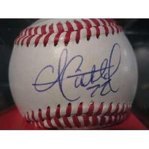 Andrew Mccutchen Pittsburgh Pirates Signed Autographed Baseball Coa