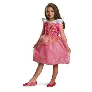 Sleeping Beauty Aurora Classic Child Girls Disney Princess