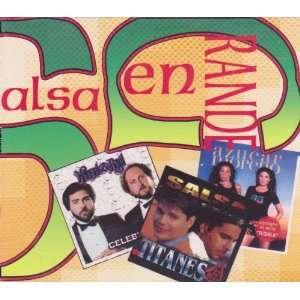 Anos De Musica Azucar Moreno, Salsa De Tinanes. Hansel Y Raul Music