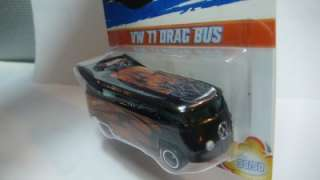 2011 Hot Wheels Mexico Convention VW T1 Drag Bus 35/50