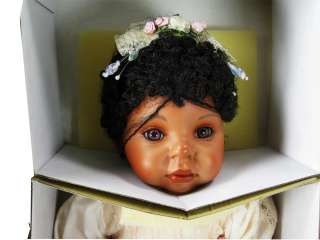 Designer Guild Collection New Born Charla Porcelain 18 #291/2000 Doll