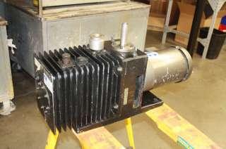 Alcatel Vacuum Pump