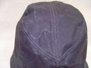 Crew Dark Gray Microfiber Bucket Hat