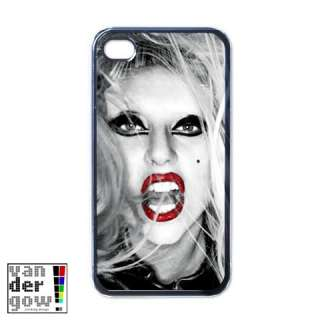 BRAND NEW Lady Gaga iPhone 4 Hard Case Cover