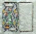 camo verizon motorola droid x mb810 phone cover case $