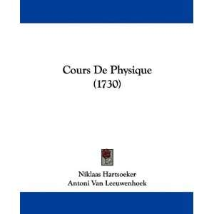 ) (9781104638641): Niklaas Hartsoeker, Antoni Van Leeuwenhoek: Books