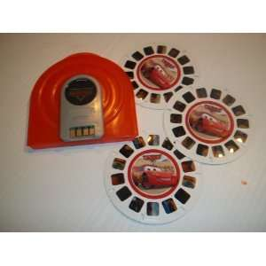 Disney Cars View Master Super Sounds Reels Everything