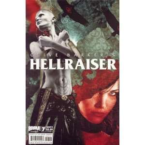 Barkers Hellraiser Vol 2 #7 Cover A Clive Barker  Books