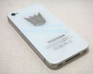 Autobots & Decepticons / Transformer Glass Back Cover Housing for AT&T