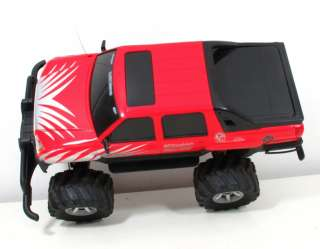 Shack Petersens CHEVY AVALANCHE 4WD RC Truck w/Box 113 Scale