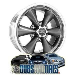 26 Inch 26x9.5 American Racing wheels wheels TORQ THRUST ST Magnesium