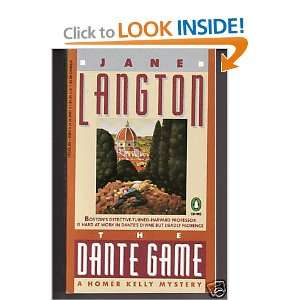 Homer Kelly Mystery (Homer Kelly Mystery Series) Jane Langton Books