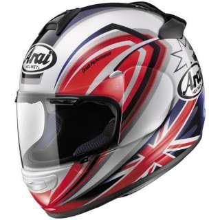 Arai Vector 2 Broc Parkes Replica Motorcycle Helmet   Size Medium