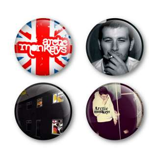 Arctic Monkeys Badges Buttons Pins Tickets Shirts