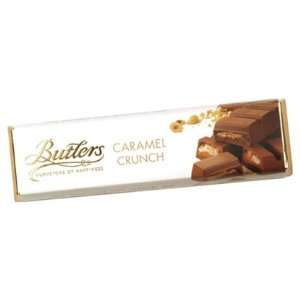 Butlers Milk Chocolate Caramel Crunch Bar:  Grocery