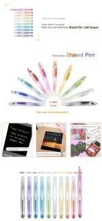 10Colors Shavet Pen for Instax Mini Film Polaroid Photo