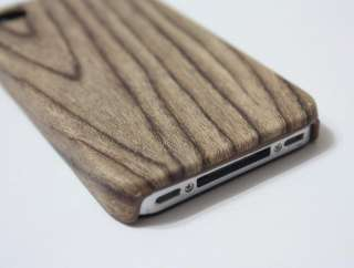 ON SALE) Imitation Old Tree Wood grain Design Hard Cover Case For