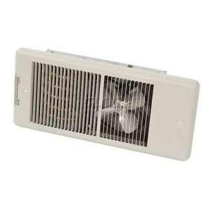 Tpi Low Profile Commercial Fan Forced Wall Heater F4320   2000w 208v