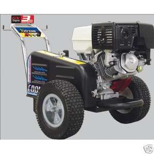 Belt Drive Pressure Washer 13Hp Honda GX390 4000psi Comet Triplex Pump