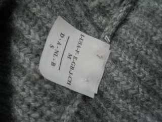 Brunello Cucinelli Cashmere Shrug Sweater Short Jacket Gray M