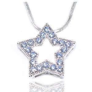 Tone Charm Pendant Necklace Elegant Trendy Fashion Jewelry: Jewelry