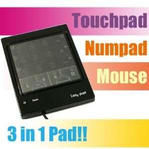 Mini USB Scaling Touchpad Mouse/Numpad for Window 7/Vista